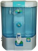 Expert Aqua Spring Fresh Plus (Kemflo Pump & Dow Membrane) 8 L RO, UV, UF Water Purifier (White)