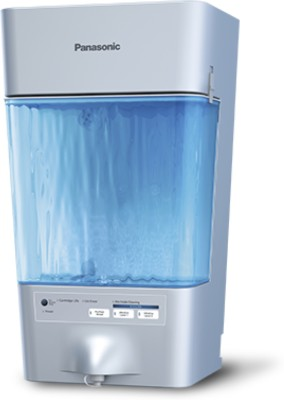 Panasonic TK-AS80-DA 6 L RO + UV Water Purifier (Grey)