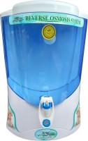 Angel Gold++ 10 L RO + UV Water Purifier (White)