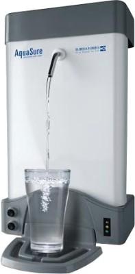 Eureka Forbes Aquasure Aqua Flo DX UV Water Purifier (White, Grey)