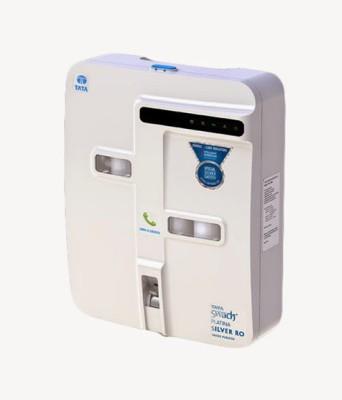 Tata Swach Platina Silver Ro 7 L RO Water Purifier (White)
