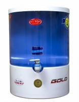 Dew Drops Gold 10 L UV Water Purifier (White)