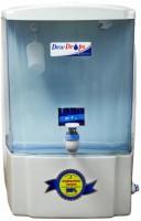 Dew Drops Gold Plus 10 L UV Water Purifier (White)