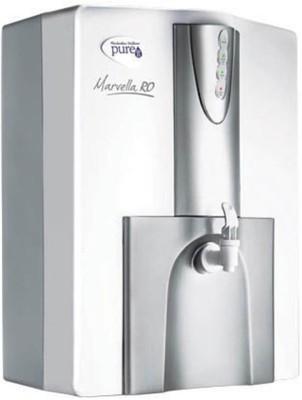 Hindustan Unilever Marvella Ro 10 L RO Water Purifier (White)