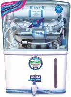 Aqua Grand+ Natural New Grand 10 L RO + UV Water Purifier (White)