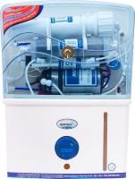 Nuetech Nue Fresqua Standard 10 L Ro, Uv, Tds, Minerals Water Purifier (White, Blue)
