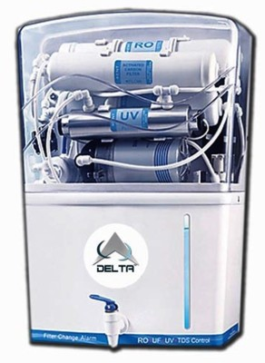 Delta Diamond - A2 12 L RO + UV Water Purifier