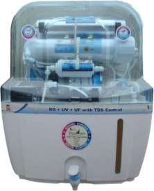 Purodrops Swift RO 8 Stage 15 Litre RO UV UF Water Purifier