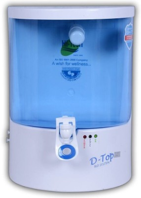 Hi-Tech D-Top RO Water Purifier