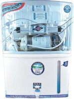 Aquagrand 15 Ltr 14 Stage 12 L RO + UV +UF Water Purifier (White)