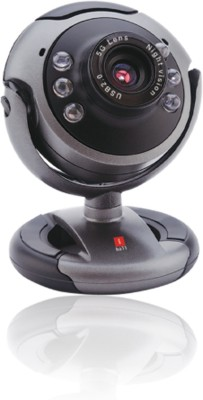 Iball Face2face Chd 20.0  Webcam (Black)