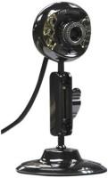 Intex Web Camera IT-1301WC Night Vision COLLEDIA  Webcam (Black)