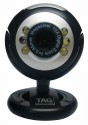 TAG 16 MP Web  Webcam - Silver
