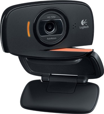 Logitech HD Webcam B525  Webcam (Black)