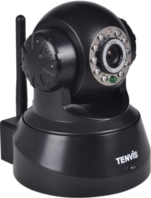 Tenvis Jpt-3815w Ptz Ip  Webcam (Black)