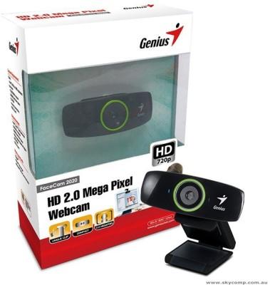Genius facecam 2020  Webcam (Black)