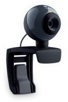 Logitech C160 Webcam (Black)