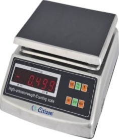 Citizon CTG3S, Digital Electronic Table Top Scale for 3000g capacity Weighing Scale