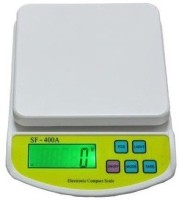 Emob Weighing Scale 7Kg With New Features Weighing Scale (Multicolor)