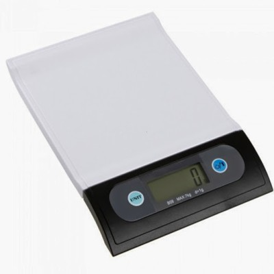 Ace Kitchen Digital B07003 Weighing Scale White