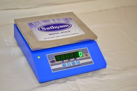 Sathyam Premium Table Top 10kg/1g Weighing Scale