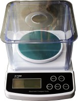 AIW Scale 500gm With Frame Box Weighing Scale (White, Black)