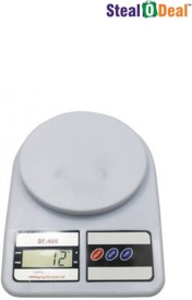 Stealodeal SF-400 Electronic Kitchen 10kg Weighing Scale