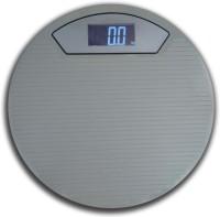 Virgo Electronic Digital Personal Bathroom Health Body Weighing Scale (Grey)