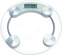 Lion Digital Glass Weighing Scale (Silver)