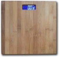 Virgo Electronic Digital Personal Bathroom Health Body Weighing Scale (Brown)