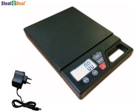 Stealodeal Multi-Purpose 10kg With Adapter Weighing Scale