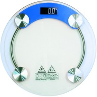 Virgo Digital Personal Bathroom Health Body Weighing Scale (White)
