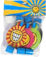 Riethmuller Whistles Riethmuller Smiley World Pea Whistle