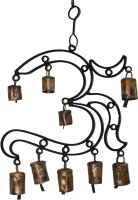Boxmywish Om Iron, Brass Windchime
