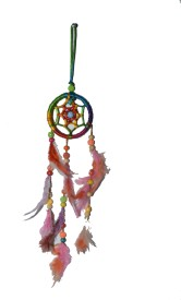 Odishabazaar Dreamcatcher Wool Windchime