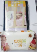 MeeMee Wet Wipes and sheet