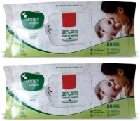 Mother Sparsh Baby Wipes (Pack Of 2) (2 Pieces)
