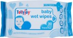 Tollyjoy Extra Thick Wet Wipes Convenient 2 in 1 Pack