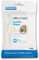 The First Years Gumdrop Pacifier Wipes (40 Pieces)