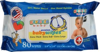 Garfield Baby Premium Baby Wipes