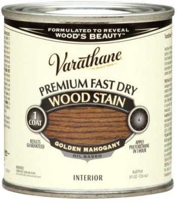 Varathane Golden Mahogany Oil Stain Wood Stain