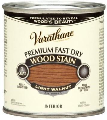 Varathane Light Walnut Oil Stain Wood Stain