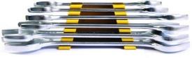 70-378E Matte Finish Double Open End Spanner Set