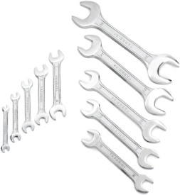 DEP 10 Double Ended Spanner Set