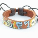 Alphaman Skull & Games Men, Boys Wrist Band - Multi-color, Pack of 1