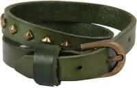 Sushito Men Wrist Band Green, Pack Of 1