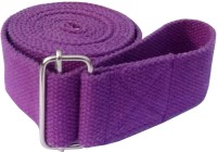 Gravolite Strap Cotton Yoga Strap (Purple)