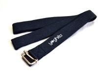 Yoghita YCSNB_Blue Cotton Yoga Strap (Blue)