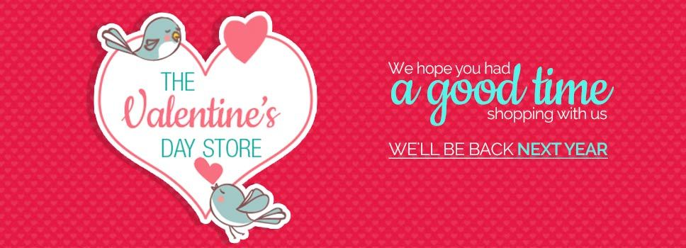Valentine Gifts Store for Him and Her, Valentine's Day Offers ...