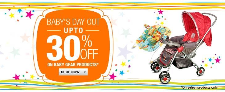 Baby Day Out upto 30% OFF